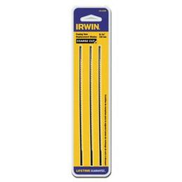 Irwin Coping Saw Blades 3pk