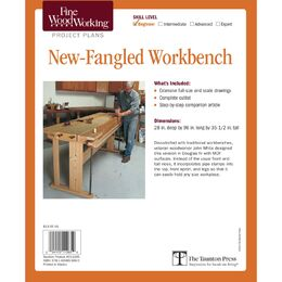 New-Fangled Workbench Plan