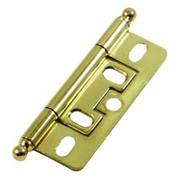 80mm No Mortise Hinge