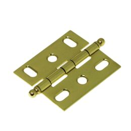 50mm Brass Ball-Tip Hinges