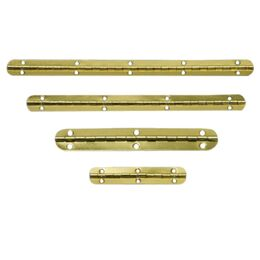 Small Brass Piano Hindges