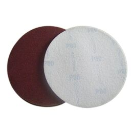 Hook and Loop Backed Sanding Disc 150mm