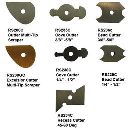 Robert Sorby Hollowing Tool Optional Cutter