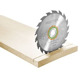 Festool 160X1,8X20 W18 Saw Blade 160mm x 1.8mm x 20mm 18 tooth (500458)
