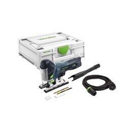 Festool PS 420 CARVEX Barrel Grip Jigsaw in Systainer