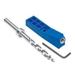 Kreg Quik-Kit Pocket Hole Jig Kit Quick Change /& Chuck Tool