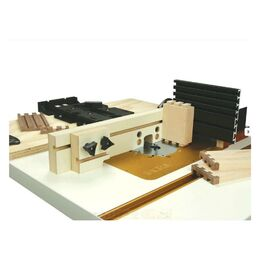 INCRA IJ32FNCSYS Original Jig  Fence System MDF Fence & Stop plus Aluminum Right Angle Fixture