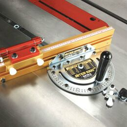 INCRA  MITER 1000HD with 180 AngleLOCK Stops (Metric)