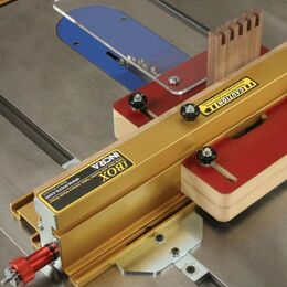 INCRA I-BOX I-Box - Box Joint Jig for the Table Saw and Router Table