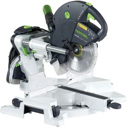 Festool KS 120 KAPEX 260mm Slide Compound Mitre Saw