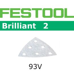 Festool Brilliant Abrasive Sheet V93mm