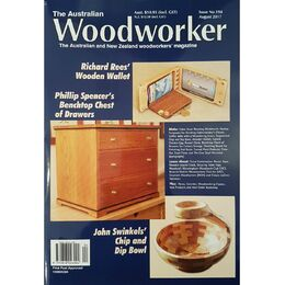 The Australian Woodworker Magazine