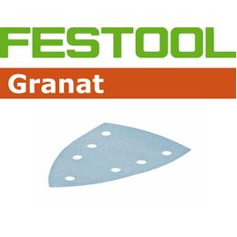Festool 100 mm DELTA Granat Abrasive Sheet