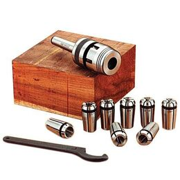 WoodRiver Lathe Collet Chuck Set MT2