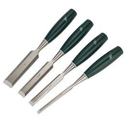 WoodRiver 154323 4 Pc Utility Chisel Set