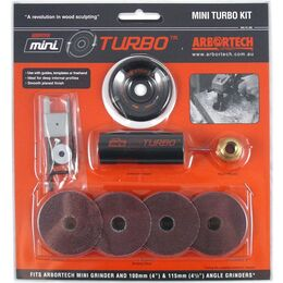 Arbortech MIN.FG.500 Mini Turbo Kit
