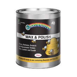 Organoil Natural Wax & Polish