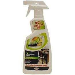 Eco Wood Oil  Indoor Furniture Polish Spray