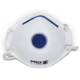 Pro Choice - Dust/Mist Respirators with Valve (3 Pack)