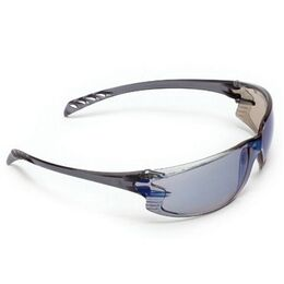 ProChoice Safety Glasses -  Blue Mirror Lens
