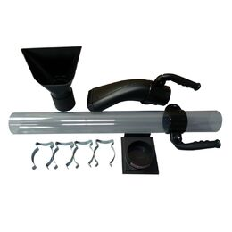 "Titanium305 YW1106 - 4"" Dust Collector Wand Kit"