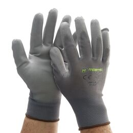 Moemic PU Coasted Nylon Glove