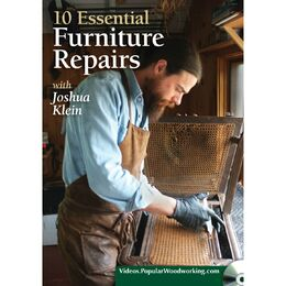10 Essential Furniture Repairs with Joshua Klein