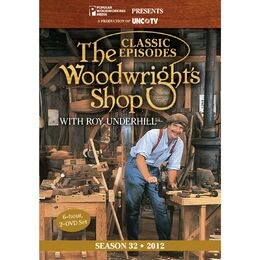 The Woodwright's Shop Season 32 (DVD)