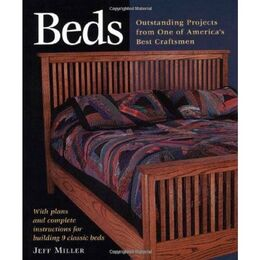 Beds: Outstanding Projects from One of America's Best Craftsmen