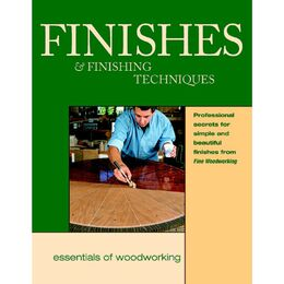 Finishes & Finishing Techniques