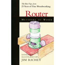 Router Methods of Work