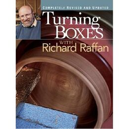 Turning Boxes with Richard Raffan