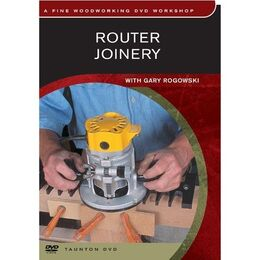 DVD - Router Joinery
