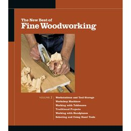 The New Best of Fine Woodworking: Volume 2