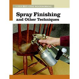 Spray Finishing and Other Techniques