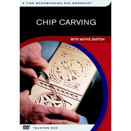 Chip Carving - DVD