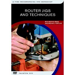Router Jigs And Techniques - DVD