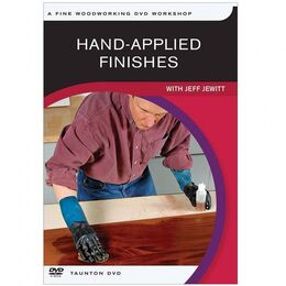 DVD - Hand-Applied Finishes