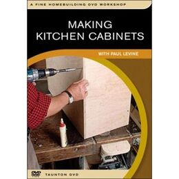 DVD - Making Kitchen Cabinets