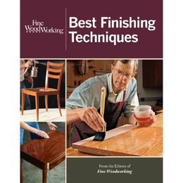Fine Woodworking: Best Finishing Techniques