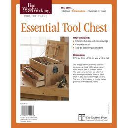 Essential Tool Chest Plan