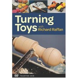 DVD - Turning Toys with Richard Raffan