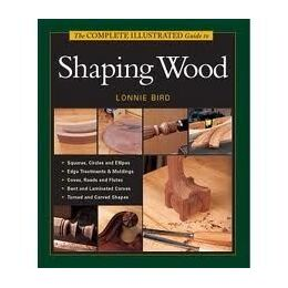 Complete Illustrated Guide for Shaping Wood
