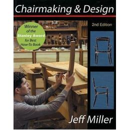 Chairmaking & Design (2ND ed.)