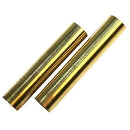 Brass Tubes - Cigar Pen Kits