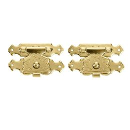 Decorative Latch Catch - 25mm (2 Pack)