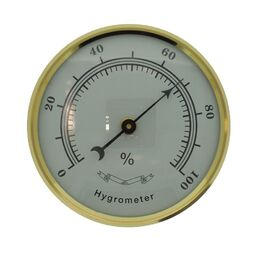 70mm Hygrometer Fit Up