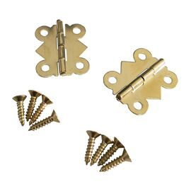 Mini Butterfly Hinges (Pair)