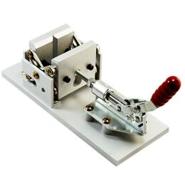 Pen Blank Drilling Center Vise