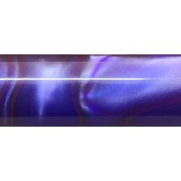 002 - Blue with purple lines